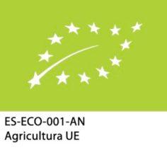 Logo UE Agricultura ecológica