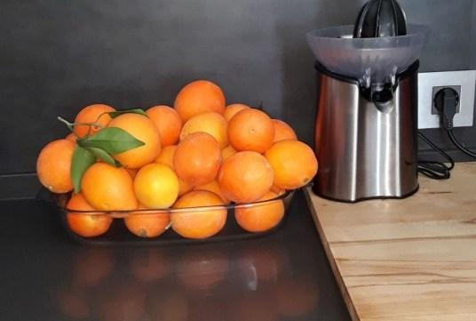 Envíanos las fotos de tus naranjas