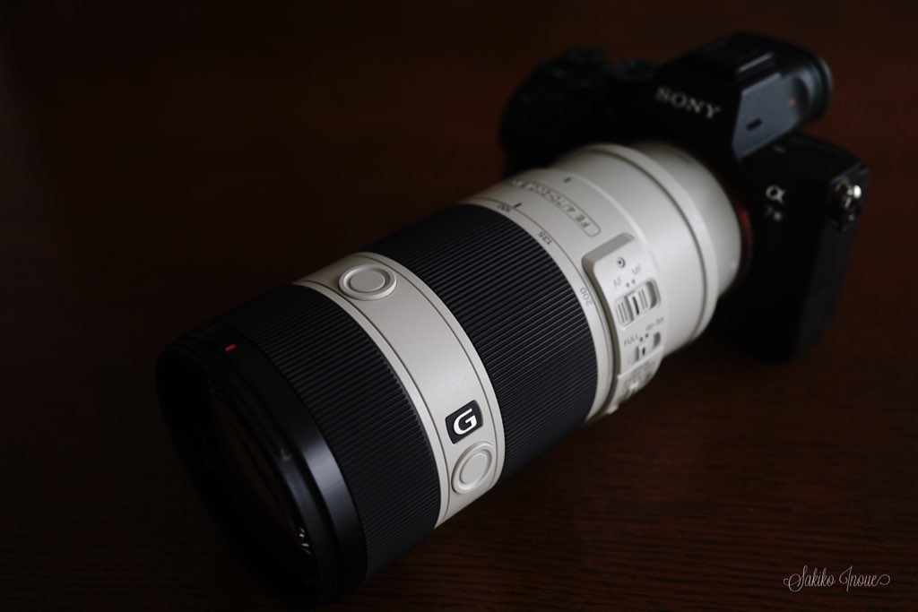 FE70-200 F4 G OSS