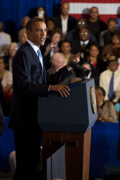 Office of the Administrator (Lisa P. Jackson) - U.S. President Barack Obama in New Orleans, Louisiana [412-APD-608-2010-08-29_NOLAPOTUS_037.jpg], 08/29/2010. NARA ID: 6899821