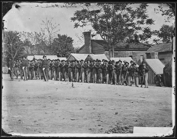 B-274 Company A, 9th Indiana Infantry