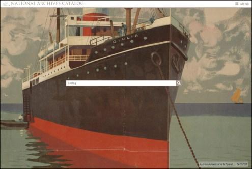 new catalog homepage- ship