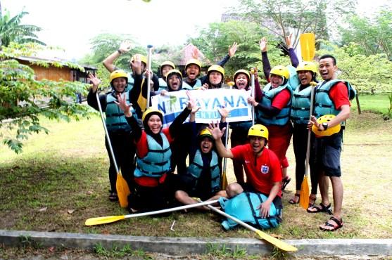 Rafting Cicatih Sukabumi