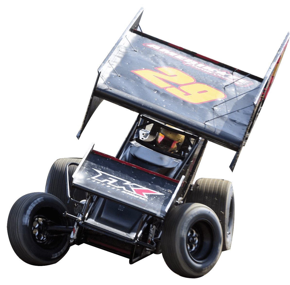 King of the West NARC Sprints – We have a checkered past!