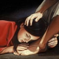 """Ο """"Χριστός"""" και η αμαρτωλή"""