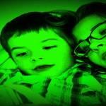 moeder met kind voor narcisme.blog