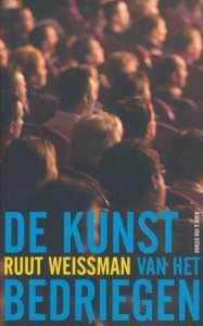 foto cover van boek de kunst van het bedriegen