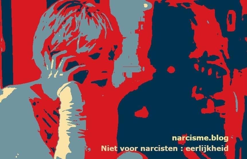 Een slachtoffer van narcisme steunen met alle uitdagingen van het leven.