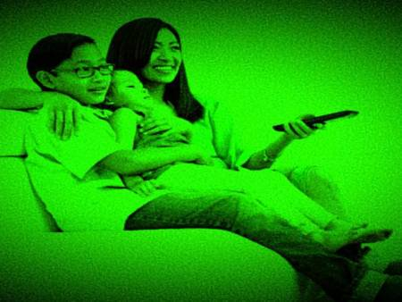 Hoe een trauma bij de kinderen vermijden tijdens een scheiding van de narcist?