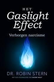"""foto van het boek """"het gaslight effect"""""""