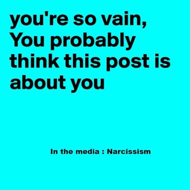 Narcissistic Attackers in the News.