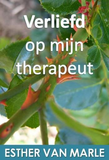 cover boek verliefd op mijn therapeut