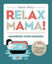foto van cover boek relax mama