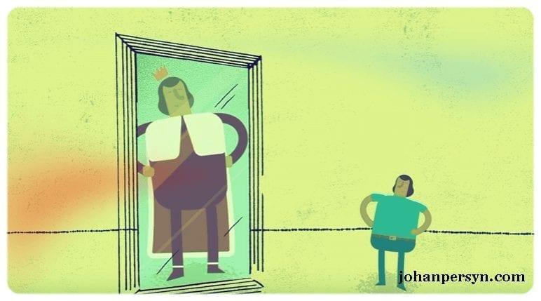 om gaan met narcisme goed genoeg VKoN johanpersyn.com Ontstaan van het verlangen volgens Jean-Michel Oughourlian.