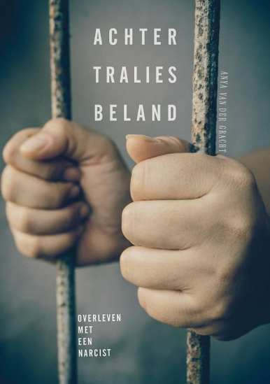 cover boek achter tralies beland