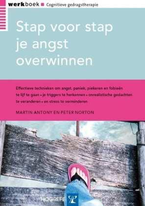 foto cover boek stap voor stap overwinnen van je angst