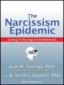 foto cover the narcissistic epidemie