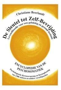 foto cover van boek De sleutel tot zelf-bevrijding psychologische oorsprong van 1100 ziekten