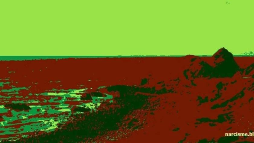 zee en rotsen voor narcisme.blog