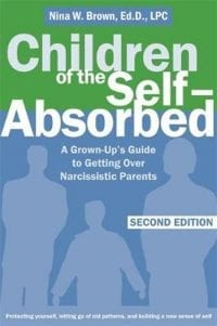 foto cover boek Children of the Self-absorbed A Grown-up's Guide to Getting over Narcissistic Parents