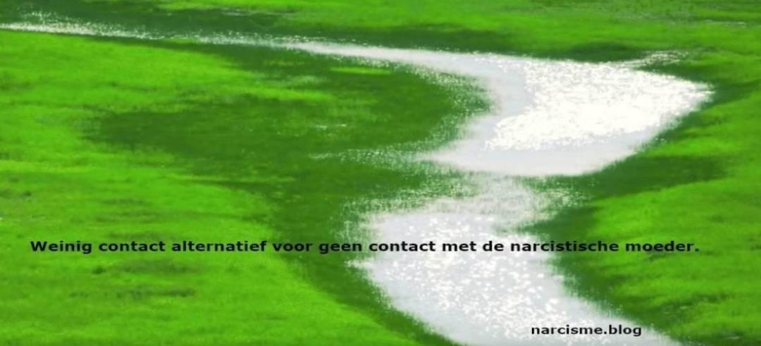Weinig contact alternatief voor geen contact met narcistische ouder. Deel 1