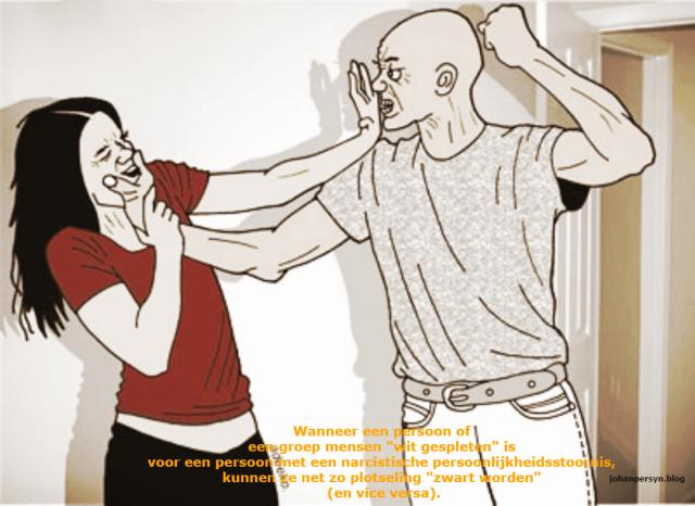 naricistische persoonlijkheidsstoornis begrippenlijst narcisme