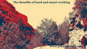 narcisme.blog The Benefits of hard and smart working
