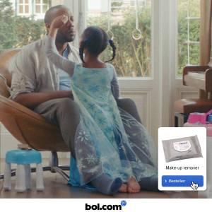 bol.com make-up voor papa