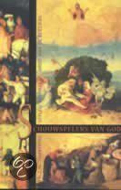 foto van cover boek Schouwspelers Van God uitleg van Paulus' brief aan de Efeziers