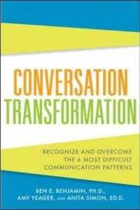 cover boek conversation transformation