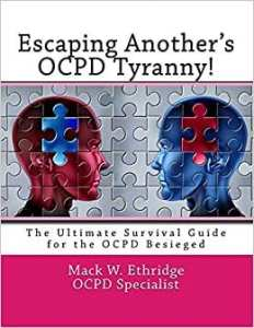 ocpd tyranny escaping cover book
