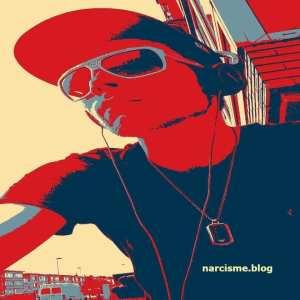 narcisme.blog man selfie