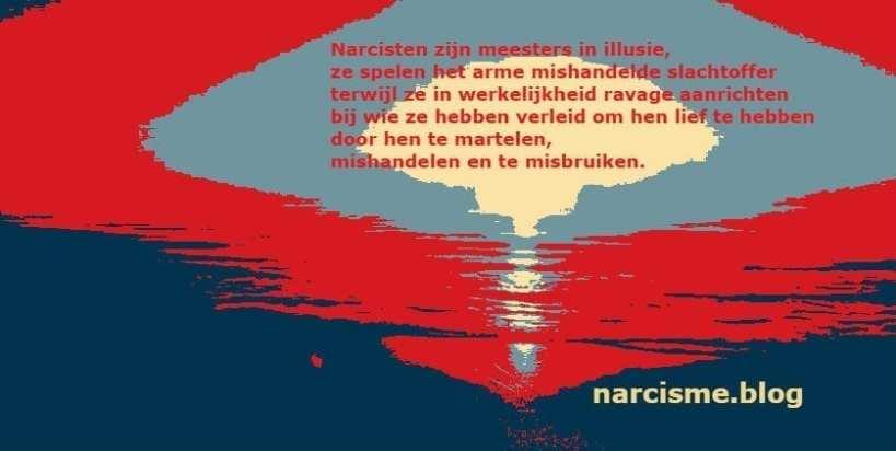 narcisten zijn meesters in illusie narcisme.blog, ben je meester van jouw geest