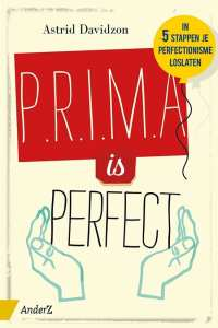 cover boek prima is perfect