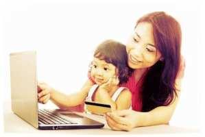 moeder en kind aan pc narcisme hoe ga je er mee om en zelfliefde ontwikkelen narcisme.blog