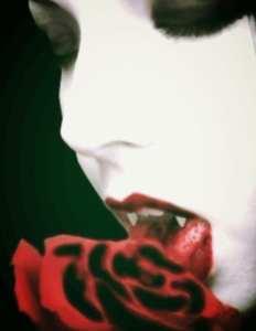 narcisme.blog narcist narciste narcistisch narcisme vampier vrouw met rode roos