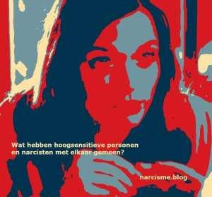 wat hebben hoogsensitieve personen en narcisten met elkaar gemeen narcisme.blog