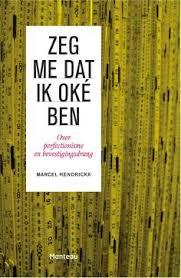 cover boek zeg me dat ik ok ben