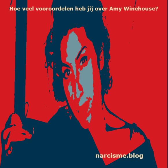 hoe veel vooroordelen heb jij over Amy Winehouse