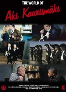 foto DVD cover Aki kaurismaki