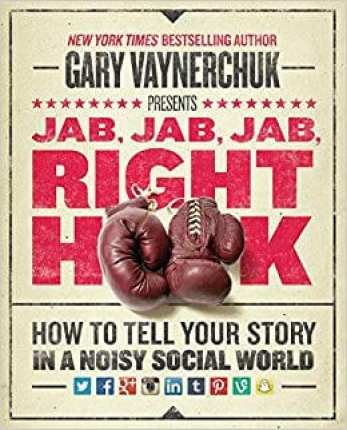 cover book Jab jab how to tell a story Gary V