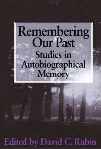cover book remembering our past