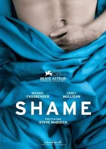 movie dvd Shame - beschamen - schaamte