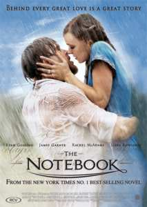 cover dvd The notebook