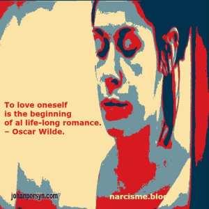 to love oneself is the beginnin of al life-long romance