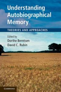 understanding autobiographical memory cover book