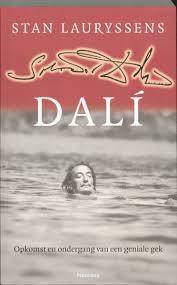 foto cover boek Salvador Dali