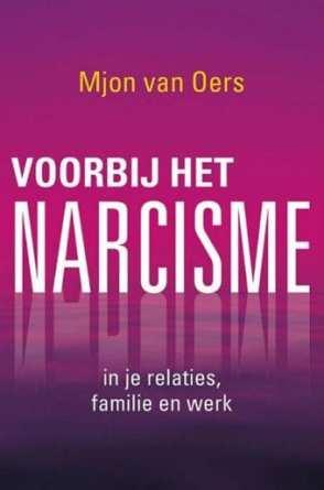 cover Boek voorbij het narcisme van Mjon van Oers