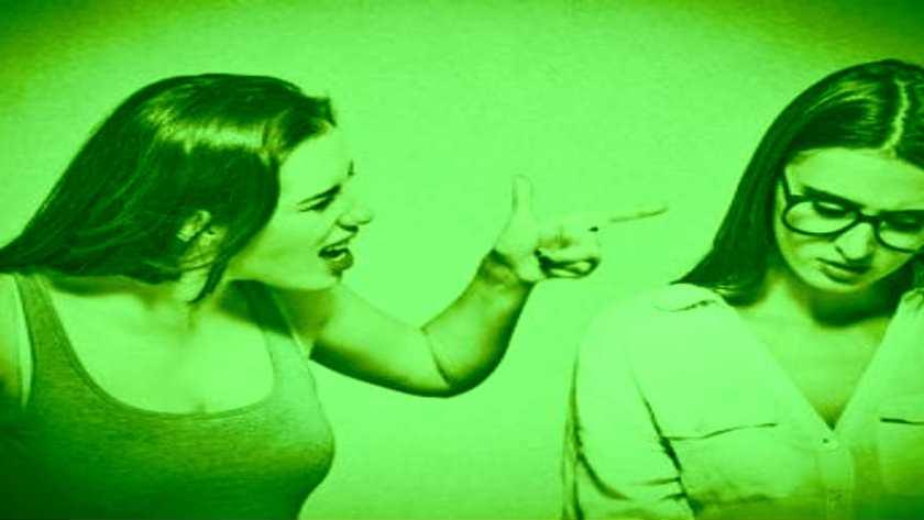 het geschreeuw en het geroep van de narcist