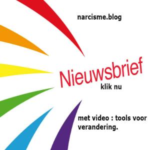 nieuwsbrief en videoreeks narcisme.blog